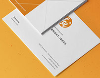 Uncommon Bright Ideas Branding