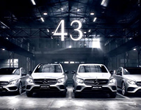 The Debut of Mercedes-Benz AMG 43 in China