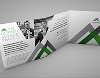 The Ultimate Advisor Practice - Trifold Brochure