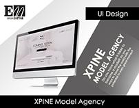 XPINE (Model Agency)