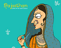 Rajasthan ( land of art, colour & culture )