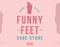 Unilever / Funny Feet Shoe Store / Activation