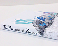 The Mermaid of Zennor - Book Cover