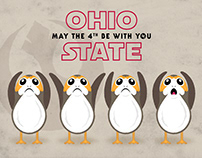 Ohio State OH-IO Porg