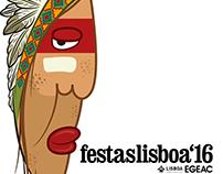 Concurso Sardinhas - Festas de Lisboa '16