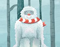 Warm Wishes Illustration