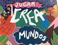 JUGAR CREA MUNDOS