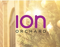 ION Orchard Christmas Campaign