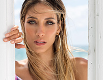 LARISSA MINATTO - Campanha moda praia
