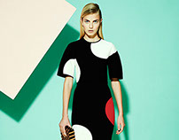 DOLLED UP - HARVEY NICHOLS DUBAI - SS15 MAGAZUBE