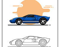 GT40 Ken Miles