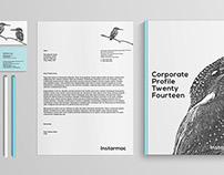 Instarmac Corporate Identity