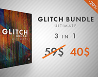 Photoshop Glitch FX Bundle