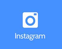 Instagram Redesign Concept 2013