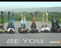 Be You TVC for Jabong