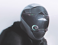ARMH - Augmented Reality Motorcycle Helmet