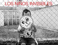 """Anuario """"Los Niños invisibles""""Oro El Ojo 2016"""