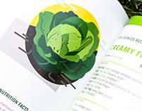 Vegetable Illustration & more