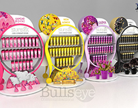 Sunsilk CO-CREATIONS Fashion Edition Trade Display