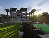 Ghazala bay resort villa
