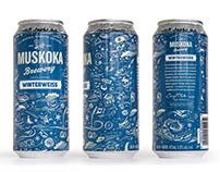 Muskoka Brewery Winterweiss