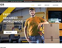 Website Courier Services