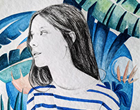 Ilustraciones - Illustrations Portrait illustrations