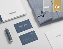 HERMO / Rebrand