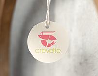 Crevette Logo