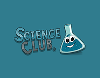 Science club website