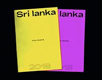 Sri Lanka - Fanzine Holidays