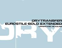 LRC Type - DryTransfer Eurostile Bold Extended (Free)