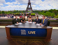 Womens World Cup | Set Design