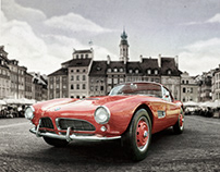 BMW 507 Coupe 1959