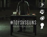 #ToysVsGuns