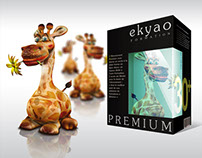 Ekyao Design Packaging