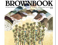 Illustrations for Brownbook magazine