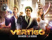 VÉRTIGO - Canal 13