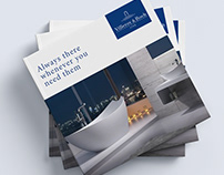 Villeroy & Boch Product Catalogue Design