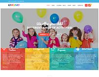 Uking Website Design