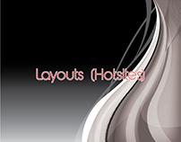 Layouts (Hotsite - Reflection)