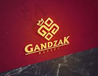 """Brand Identity for """"Gandzak Bakery"""""""