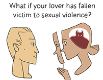 What if your lover was sexually abused? (NSFW)