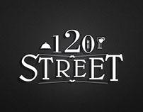 120 Street / logo