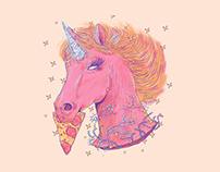 Pizza Unicorn