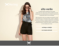 Hering - Catálogo do franqueado Alto Verão 2017