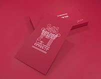 Music Branding + Booklet + Billboard
