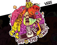"""OFF THE WALL""#VANS艺术家#-哈底斯的梦"