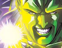 DRAGON BALL Z - fan art (Piccolo)