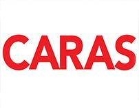 Diseño Editorial Revista CARAS